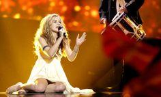 Emmelie de Forest beim Eurovision Song Contest (Quelle: dpa)
