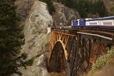 Luxury train holidays - Orient Express, Maharajas Express & Canada's own Rocky Mounaineer - Yes, please.