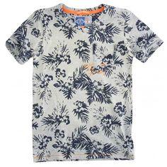 Vingino - T-shirt Has grijs