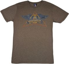 This licensed Aerosmith shirt features the classic band logo with prominent Bad Boys from Boston text Bad Boy T Shirt, Aerosmith Shirt, Junk Food Tees, Rock Tees, Band Logos, Bad Boys, Vintage Inspired, Tee Shirts, Vintage Fashion