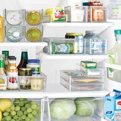 Quick Cleaning Tips | Tidying the Fridge | AllYou.com