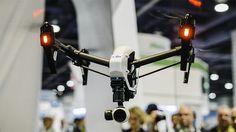 CES 2015: Drones, Drones, Drones