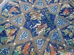 Abgineh Jewel and Ceramics museum, #Tehran  #Realiran #Iran  www.realiran.org