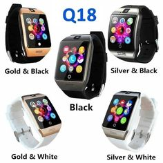 Smart Wrist Watch compatible with Samsung, Xiaomi, iPhone. Wearable Computer, Big Battery, Gadget Gifts, Facetime, Smartwatch, Sims, The Secret, Smartphone