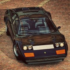 Ferrari 512 BB - used to love it.
