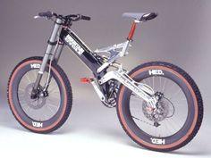 Mountain Cycle San Andreas 2001 #dh #freeride