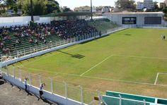 Estádio Alexandre Augusto Camacho - Mogi-Guaçu (SP) - Capacidade: 5 mil - Clube: Guaçuano
