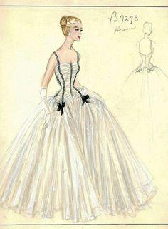 9594 best vintage pinup images in 2019 vintage lingerie vintage Long Petticoat fashion illustration vintage fashion illustrations fashion design sketches vintage fashion sketches
