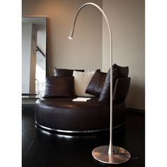 Flexiled Floor Lamp by Contardi
