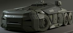 APC – Scott Robertson Modeled by Helder Pinto Army Vehicles, Armored Vehicles, Armored Car, Scott Robertson, Futuristic Cars, Future Car, Future Tanks, War Machine, Gi Joe