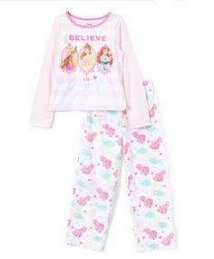 Emoji Movie Toddler Girls 2pc Flannel Coat Pajama Set Button Down NWT 3T,4T Pink