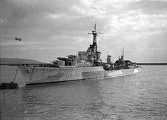 HMS Tartar at a buoy.jpg