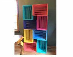 DIY und Selbermachen pixels Raising Baby On The Cheap H Lularoe Shopping, Diy Home Decor, Room Decor, Diy Storage, Crate Storage, Closet Storage, Pallet Furniture, Home Organization, Girl Room