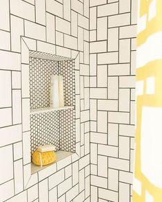 Uptown Savvy Retro Style Studio Tiling