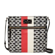 Not sure which cross body bag I like.   kate spade | signature spade ellen