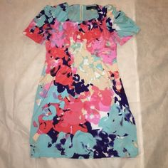 Floral Dress  Super cute floral sundress. In great condition! Dresses Mini