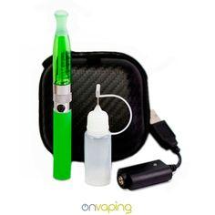 Kit mini EGO 450mAh 18,50 € Cigarro electrónico www.onvaping.es
