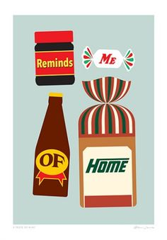 """A Taste Of Kiwi"" - Art Print by Glenn Jones Art - art to make you smile. Available in a range of sizes. Click image to buy online. Fine Art Posters, Fine Art Prints, Framed Prints, Glenn Jones, New Zealand Art, Nz Art, Kiwiana, Popular Art, Freelance Illustrator"