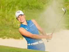 Kristinsdottir remains ice-cool in Abu Dhabi  Icelandic rookie Olafia Kristinsdottir remained ice-cool at Saadiyat Beach Golf Club in Abu Dhabi on Thursday as she shot a red-hot second round of 66 extending her lead to three shots in the inaugural Fatima Bint Mubarak Ladies Open.   The 24-year-old from Reykjavik refused to crack under pressure backing up her opening round of 65 to lead on 13-under ahead of four other players.  Englands Georgia Hall had a womens course record of…