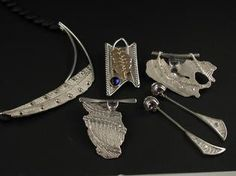 Cuttlebone+Jewelry | Denver School of Metal Arts