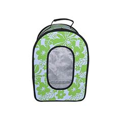 Green Soft Sided Travel Bird Carrier 185L x 135W x 9H * Be sure to check out this awesome product.Note:It is affiliate link to Amazon.