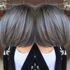 TRANSFORMATION: Going Pewter! | Modern Salon