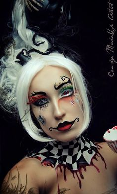 Cool Face Painting Ideas | Time for the Holidays
