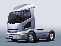Future trucks: Cleaning up the kings of the road | New Scientist Cool Trucks, Big Trucks, Ev Truck, Mercedes Truck, Camper, Future Trucks, New Scientist, Nissan Leaf, Truck Design