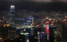 Kai Tak Cruise Terminal Victoria Harbour HD Wallpapers Download