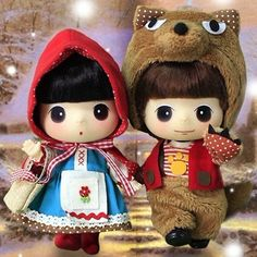 Ddung Red Riding Hood