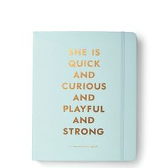 Kate Spade 2016 17-Month Large Agenda- Quick And Curious (€33) ❤ liked on Polyvore featuring home, home decor, stationery, fillers, accessories, books and school