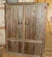 How to build furniture from barnwood