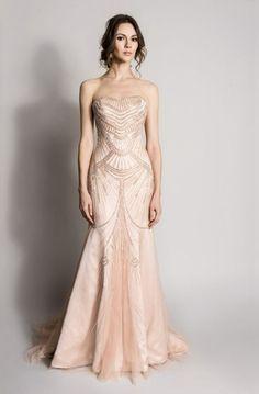 Beautiful non traditional wedding dress ideas 56