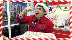 🎄Vánoční cukroví - nezapomenutelné vanilkové rohlíčky recept 🎄 Christmas Drinks, Christmas Cooking, Christmas Recipes, Christmas Sweaters, Baking, Youtube, Christmas Kitchen, Christmas Jumper Dress, Bakken