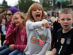The Village of Suffern held a parade for Grace VanderWaal,