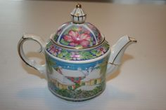 Sadler Bermuda Island tea pot