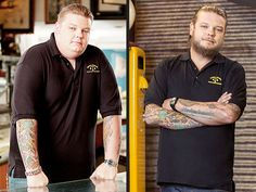 Pawn Stars's Corey Sheds Nearly 200 Lbs. After Lap Band Surgery http://www.people.com/article/pawn-stars-corey-harrison-amazing-weight-loss