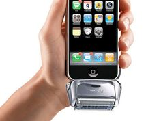 iphone shaver - on the wish list?