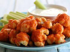 Buffalo Cauliflower Recipe