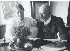 Anna Ancher and  Michael Ancher, Danish Skagen Painters