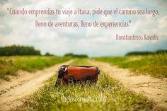 ¿Qué es la vida, sino un viaje? thelosconsulta.com