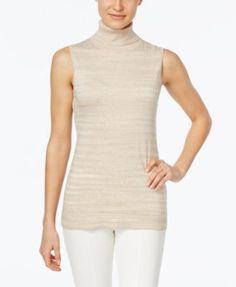 CALVIN KLEIN Calvin Klein Turtleneck Sweater. #calvinklein #cloth # sweaters