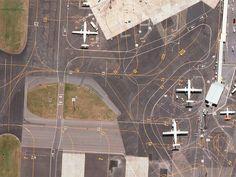 The Hidden Beauty of Airport Runways