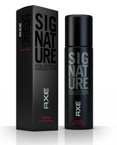 Axe Signature Body Perfume Intense Buy Online at Best Price in India: BigChemist.com