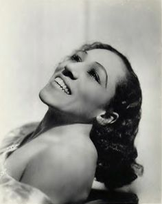 """Blanche Calloway, jazz singer, bandleader & composer. She was the 1st woman to lead an all-male orchestra. She had a reputation for being """"exceptional"""" musically, but was given few opportunities due to her gender & race. The older sister of Cab Calloway, she was a major influence on him as well as his signature Hi De Ho chant (she previously had released a song in which she wailed """"Hi Hi Hi, Ho De Ho De Ho""""). She began to struggle to find bookings just as his career grew in popularity…"""