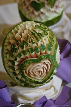Fruit and Vegetable Amazing Art | Green Buzz : Green Buzz