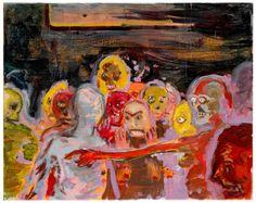 Daniel Richter at Contemporary Fine Arts Berlin