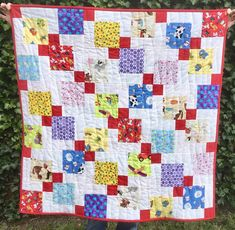 Smiles From Kate: Creating a Quilted Legacy Day Three Thats All Folks, 30 Gifts, Nine Patch, Strip Quilts, Changing Mat, Fat Quarter Shop, Queen Quilt, Small Quilts, Pdf Patterns