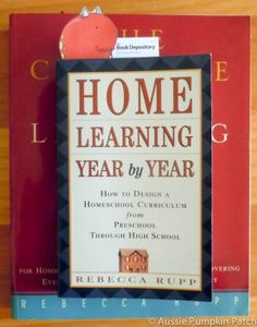 """Home Learning Year By Year answers """"Is this enough?"""" """"What should my child know?"""" and more"""