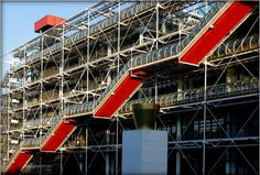 AD Classics: Centre Georges Pompidou / Renzo Piano + Richard Rogers